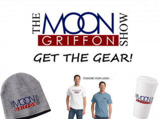 Show your love for The Moon Griffon Show!
